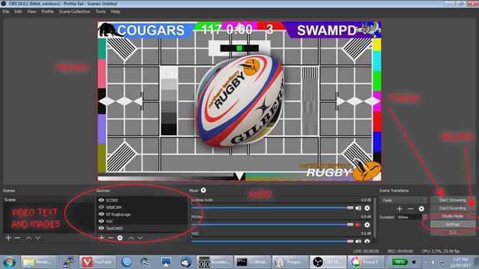 How to stream sports to youtube live – PierToPier net