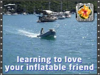 Thumbnail for Tenderness, learning to love your inflatable friend